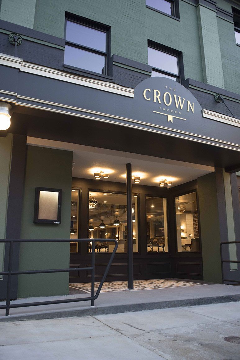 The Crown Tavern | Hanover Street - Manchester, NH