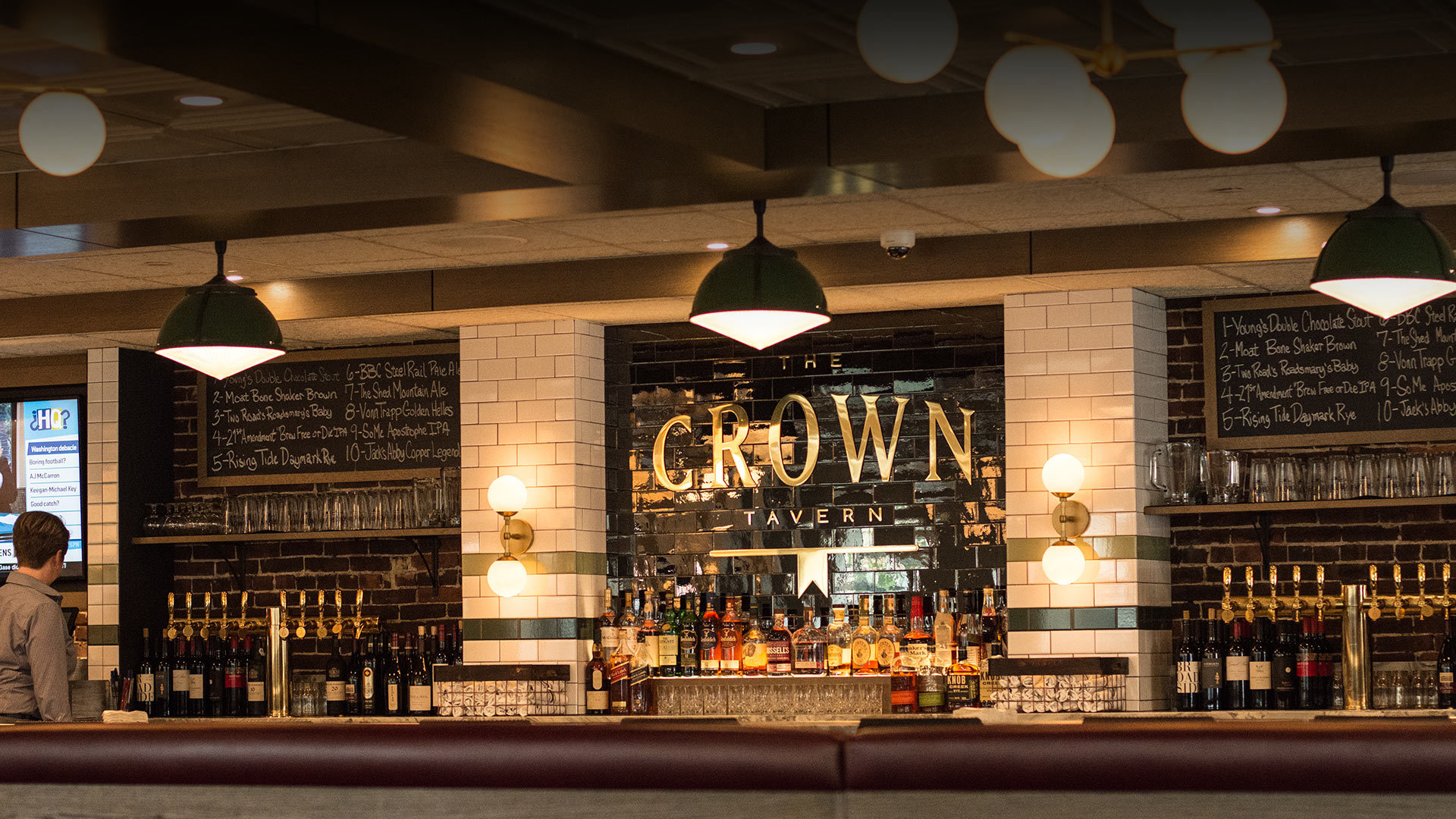 The Crown Tavern Hanover Street Manchester Nh